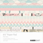 Kaisercraft - Pitter Patter Collection - 6.5 x 6.5 Paper Pad