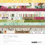 Kaisercraft - Be-YOU-tiful Collection - 6.5 x 6.5 Paper Pad