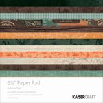 Kaisercraft - Outdoor Trail Collection - 6.5 x 6.5 Paper Pad