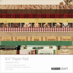 Kaisercraft - Teddy Bears Picnic Collection - 6.5 x 6.5 Paper Pad