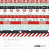Kaisercraft - North Pole Collection - Christmas - 6.5 x 6.5 Paper Pad