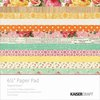 Kaisercraft - Tropical Punch Collection - 6.5 x 6.5 Paper Pad