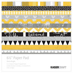 Kaisercraft - Shine Bright Collection - 6.5 x 6.5 Paper Pad