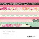 Kaisercraft - All That Glitters Collection - 6.5 x 6.5 Paper Pad