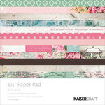 Kaisercraft - Oh So Lovely Collection - 6.5 x 6.5 Paper Pad