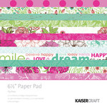 Kaisercraft - Fly Free Collection - 6.5 x 6.5 Paper Pad