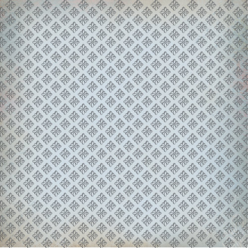 Kaisercraft - The Lakehouse Collection - 12 x 12 Foil Paper - Cottage