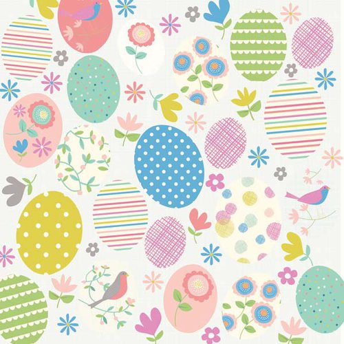 Kaisercraft - Suga Pop Collection - 12 x 12 Paper with Varnish Accents - Choc Top