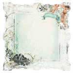 Kaisercraft - Bundle of Joy Collection - 12 x 12 Die Cut Paper - It's a Boy