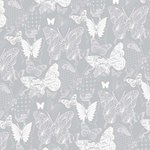 Kaisercraft - Elegance Collection - 12 x 12 Paper with Foil Accents - Ambience