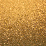 Kaisercraft - All That Glitters Collection - 12 x 12 Glitter Paper - Gold