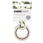 Kaisercraft - Christmas - Printed Tape - Holly