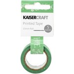 Kaisercraft - Printed Tape - Christmas Cheer