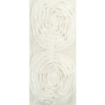 Kaisercraft - Ribbon - Roses - Large - White