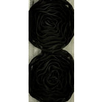 Kaisercraft - Ribbon - Roses - Large - Black