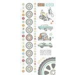 Kaisercraft - On the Move Collection - Rub Ons