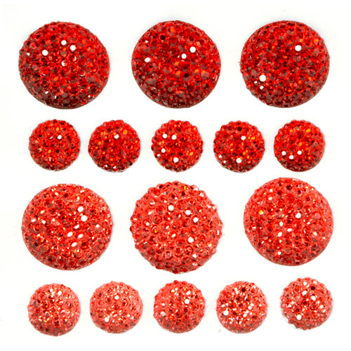 Kaisercraft - Sparklets - Rouge