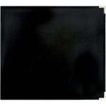 Kaisercraft - 12 x 12 D-Ring Album - Black Leather