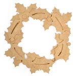 Kaisercraft - Beyond the Page Collection - Christmas - Holly Wreath