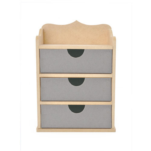 Kasiercraft - Beyond the Page Collection - Chest of Drawers