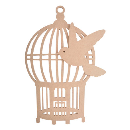 Kaisercraft - Beyond the Page Collection - Oriental Birdcage