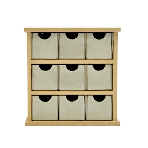 Kaisercraft - Beyond the Page Collection - Mini Drawers