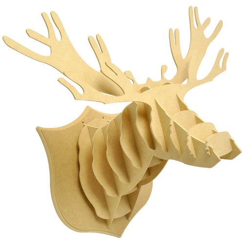 Kaisercraft - Beyond the Page Collection - Dimensional Deer Head