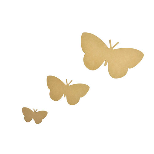 Kaisercraft - Beyond the Page Collection - Butterfly Wall Art