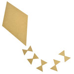 Kaisercraft - Beyond the Page Collection - Kite Wall Art