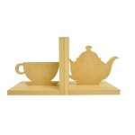 Kaisercraft - Beyond the Page Collection - Tea Cup Bookends