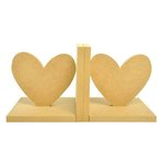 Kaisercraft - Beyond the Page Collection - Hearts Bookends