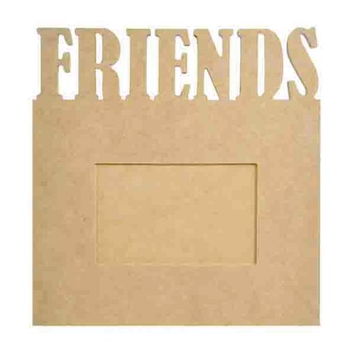 Kaisercraft - Beyond the Page Collection - Friends Frame