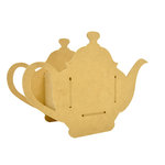 Kaisercraft - Beyond the Page Collection - Teapot Party Favor
