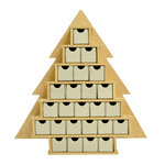 Kaisercraft - Beyond the Page Collection - Small Tree Advent Calendar
