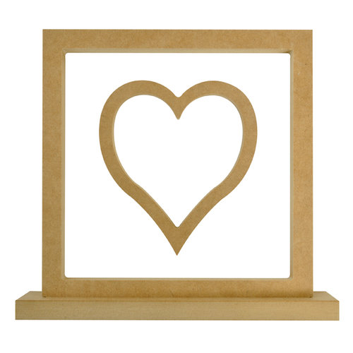 Kaisercraft - Beyond the Page Collection - Heart Frame