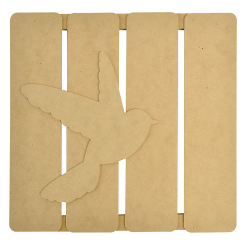 Kaisercraft - Beyond the Page Collection - 3 Dimensional Wall Art - Bird