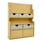 Kaisercraft - Beyond the Page Collection - Storage Hutch