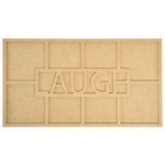 Kaisercraft - Beyond the Page Collection - Large Laugh Frame
