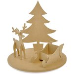 Kaisercraft - Beyond the Page Collection - Rotating Christmas Scene