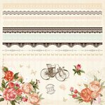 Kaisercraft - On This Day Collection - 12 x 12 Sticker Sheet