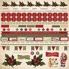 Kaisercraft - Yuletide Collection - Christmas - 12 x 12 Sticker Sheet