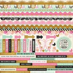Kaisercraft - All That Glitters Collection - 12 x 12 Sticker Sheet