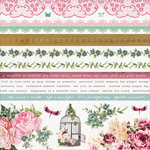 Kaisercraft - Oh So Lovely Collection - 12 x 12 Sticker Sheet