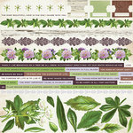 Kaisercraft - Botanica Collection - 12 x 12 Sticker Sheet