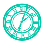 Kaisercraft - Stencils Template - Clock