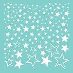 Kaisercraft - 12 x 12 Stencils Template - Stars