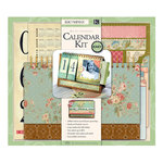 K and Company - Do It Yourself Flipbook Calendar Kit