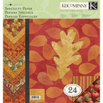 K and Company - Fall Collection by Tim Coffey - 12 x 12 Speciality Paper Pad