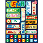 K and Company - Grand Adhesions 3 Dimensional Stickers - Seasonal, CLEARANCE