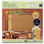 K and Company - Simply K - 12 x 12 Pre-Designed Pages - Ancestry.com